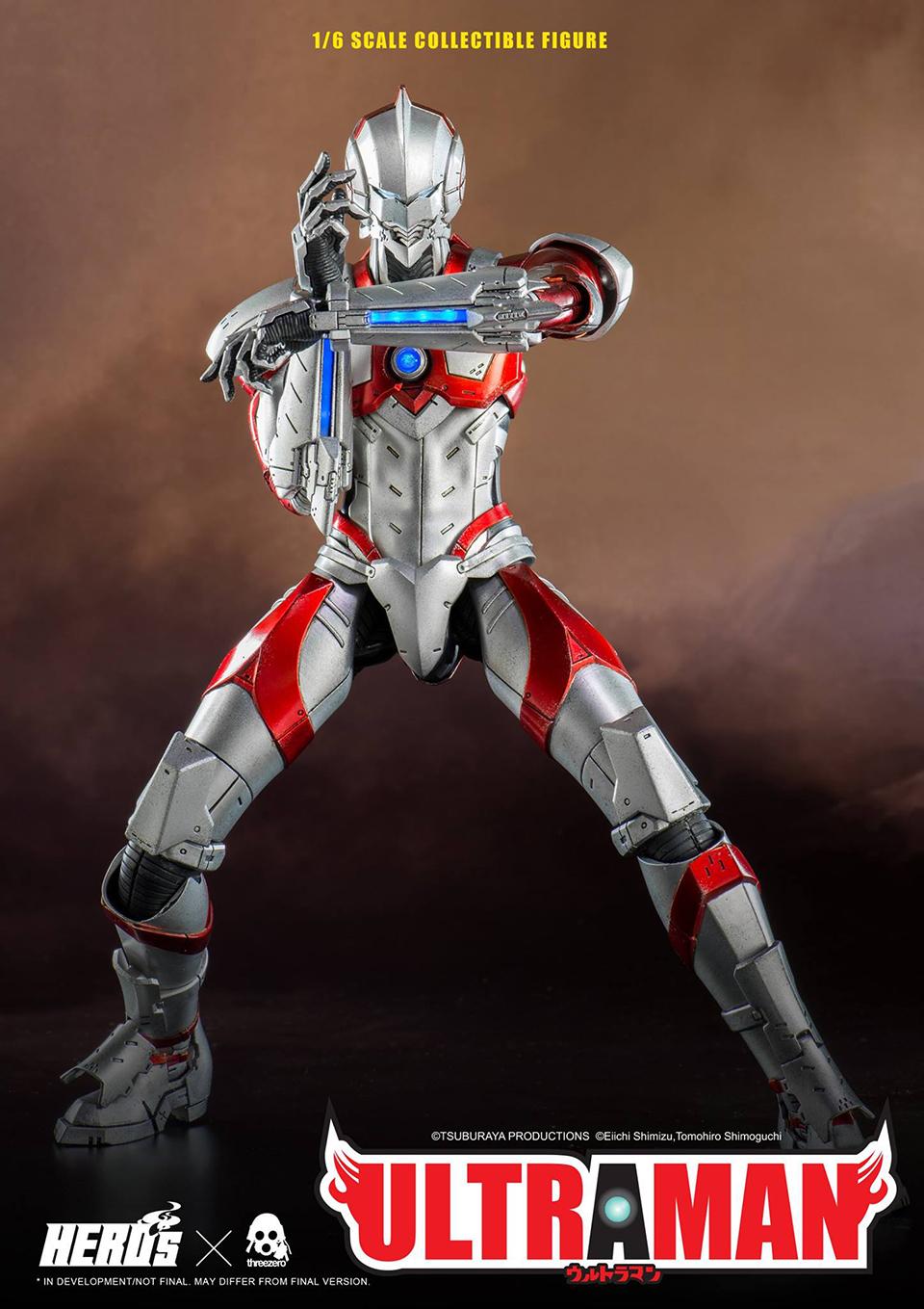 Threezero Ultraman 1/6 Scale Action Figure