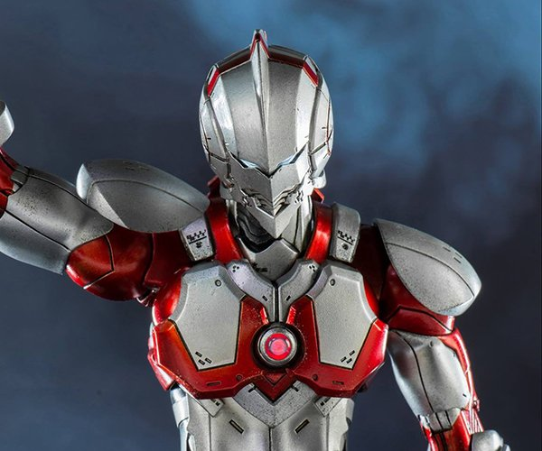 Threezero Ultraman 1/6 Scale Action Figure