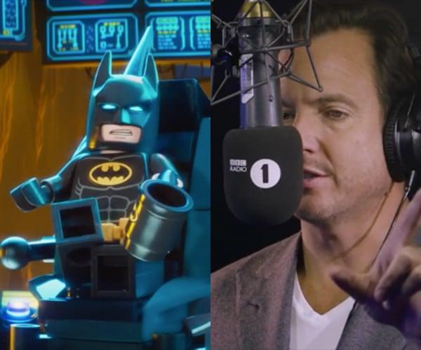 Will Arnett Prank Calls Toy Store as Batman
