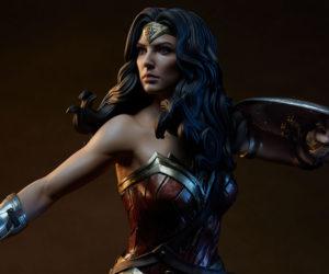 Sideshow Wonder Woman Premium Format Figure