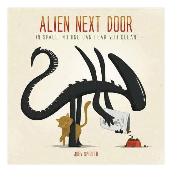 Alien Next Door: Life as a Xenomorph