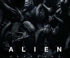 New Alien: Covenant Poster Art Is Brilliantly Horrific