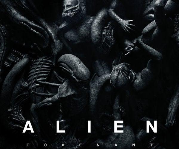 New Alien: Covenant Poster Art Is Brilliantly Horrific