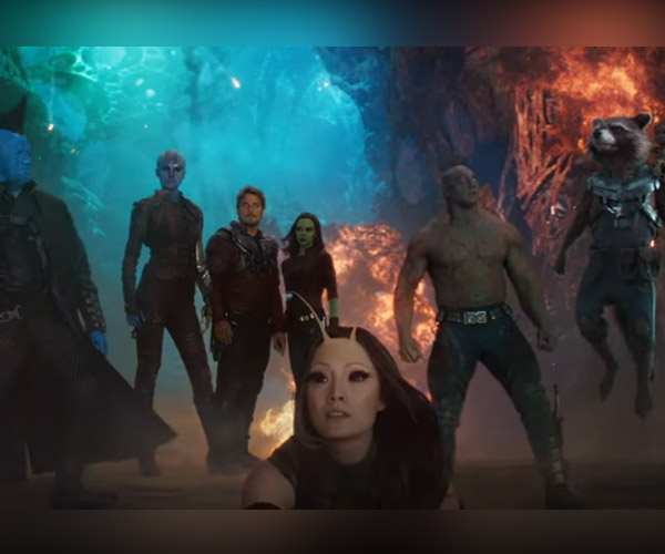 Guardians of the Galaxy Vol. 2 Trailer Blows Our Minds