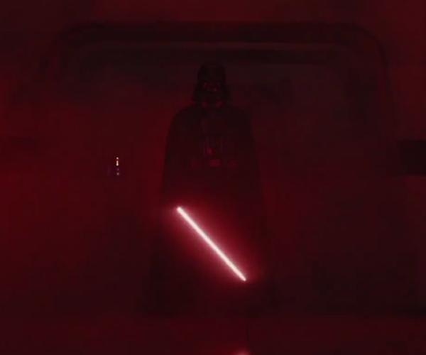 Rogue One Director Gareth Edwards on the Darth Vader Scene