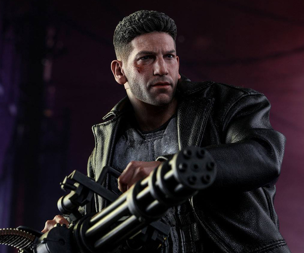 Hot Toys Netflix The Punisher 1/6 Scale Action Figure