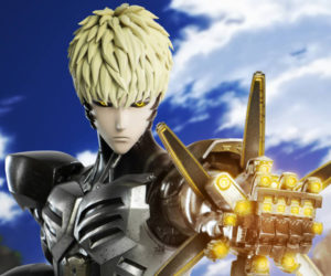 Threezero One Punch Man Genos 1/6 Scale Action Figure