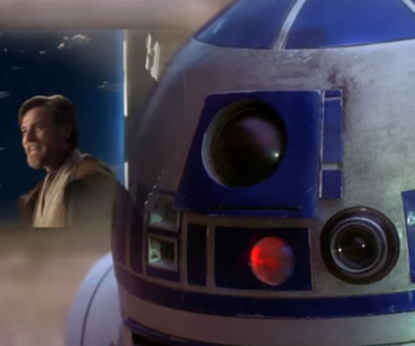 R2-D2 Is Sad That Obi-Wan Doesn't Remember Him