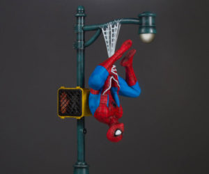 Gentle Giant Spider-Man Collectors Gallery 1/8 Scale Statue