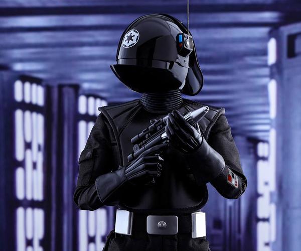 Hot Toys Star Wars Death Star Gunner 1/6 Scale Action Figure