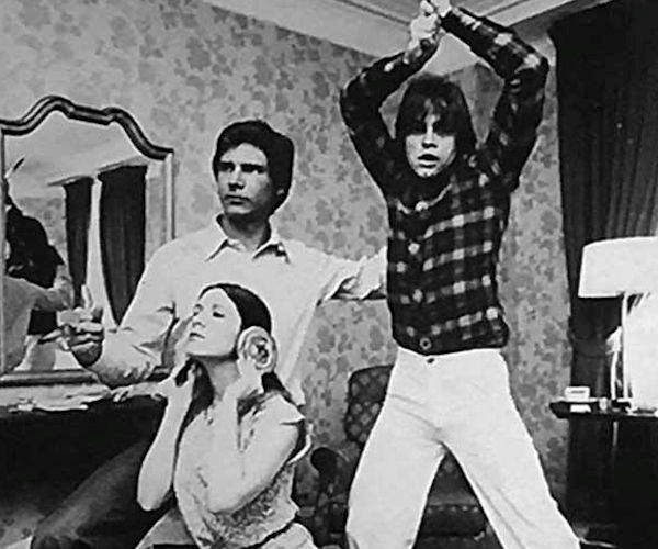 Awesome Vintage Photo of Hamill, Fisher, and Ford