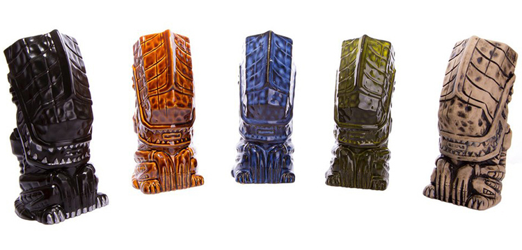 Xenomorph Tiki Mugs from Mondo