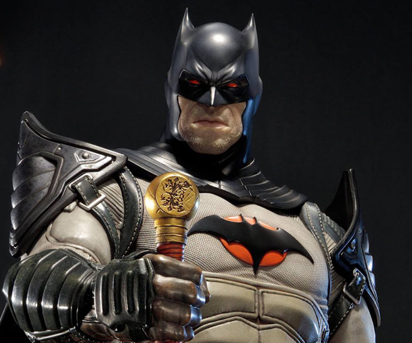 Prime 1 Batman: Arkham Knight Flashpoint Batman Statue