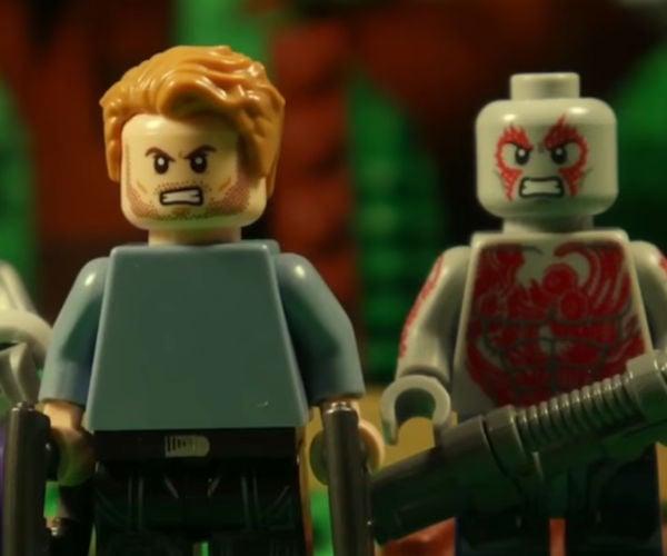 LEGO Guardians of the Galaxy Vol. 2 Trailer