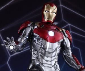 Hot Toys Iron Man Mk XLVII 1/6 Scale Action Figure