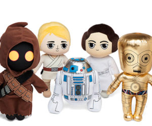 Star Wars 40th Anniversary Plush Toys