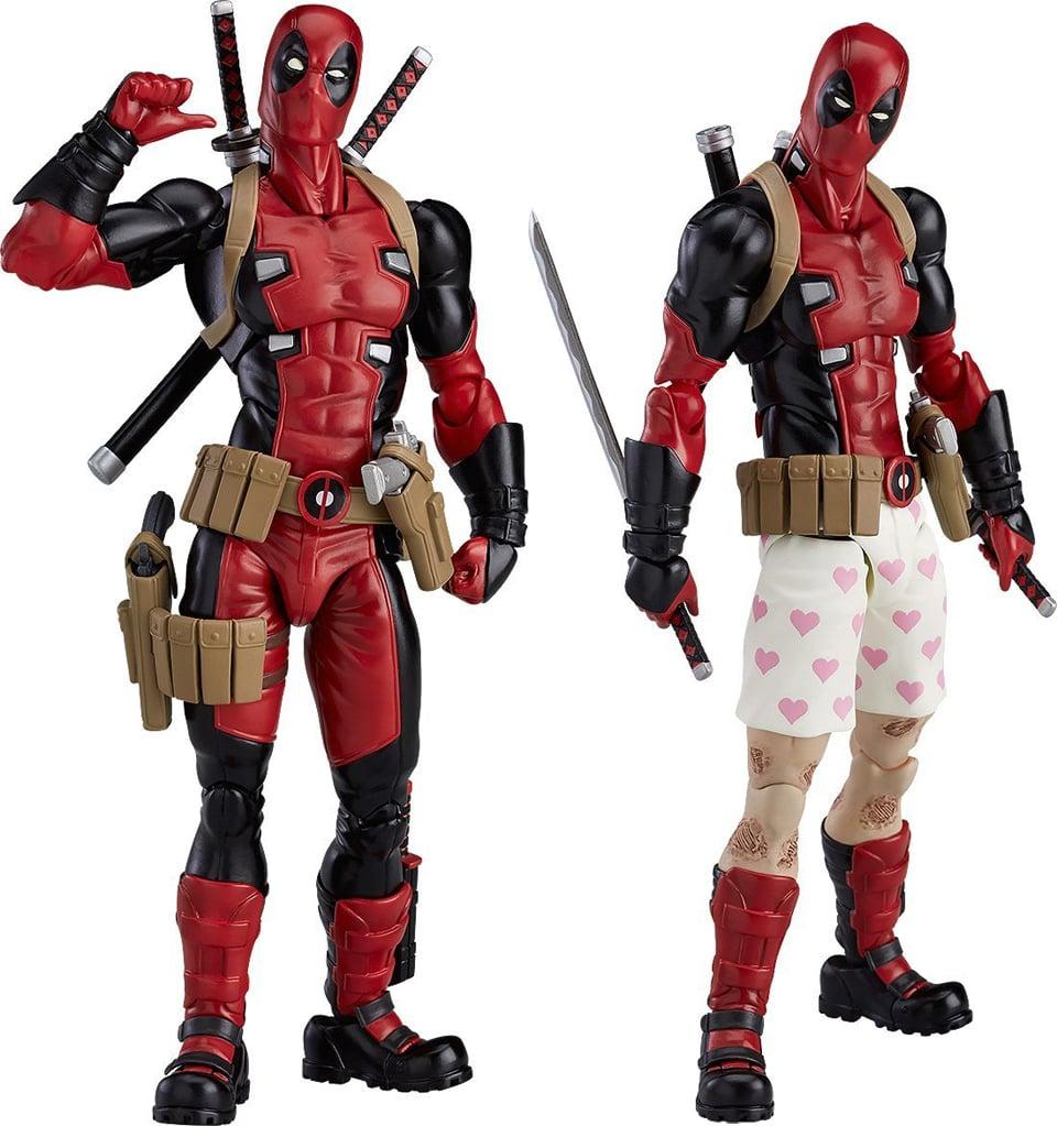 Figma Deadpool Action Figure
