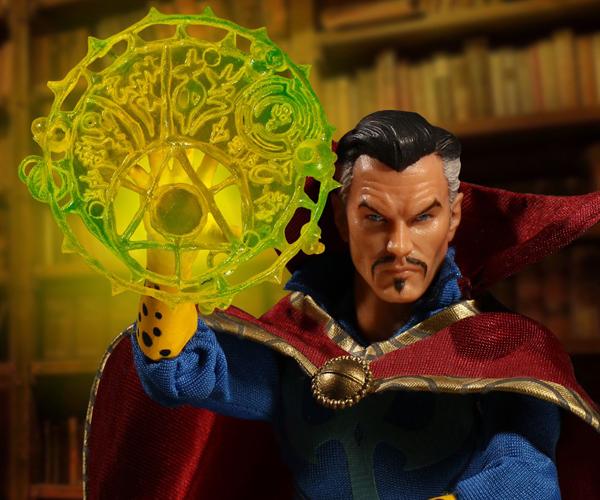 Mezco Toyz One:12 Collective Dr. Strange Action Figure