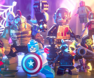 LEGO Marvel Super Heroes 2 Gets Trailer
