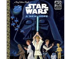 Star Wars: A New Hope Little Golden Book