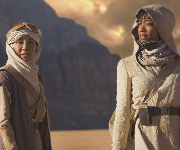First Photo from Star Trek: Discovery