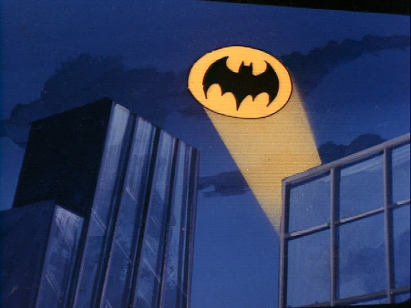 La To Shine The Bat Signal In Honor Of Adam West Mightymega
