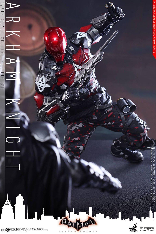 Hot Toys Batman: Arkham Knight 1/6 Scale Action Figure ...