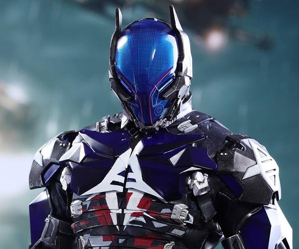 Hot Toys Batman: Arkham Knight 1/6 Scale Action Figure