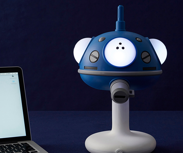 Union Creative Ghost in the Shell Tachikoma Lamp