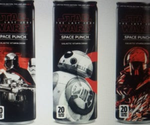 Sports Drink Image Leaks New Characters from The Last Jedi