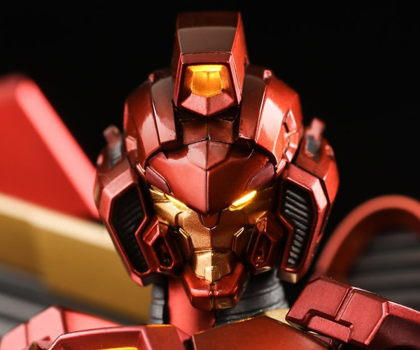 Sentinel Re:Edit 12 Iron Man House of M Armor Action Figure