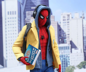 Hot Toys Spider-Man: Homecoming 1/6 Scale Action Figure