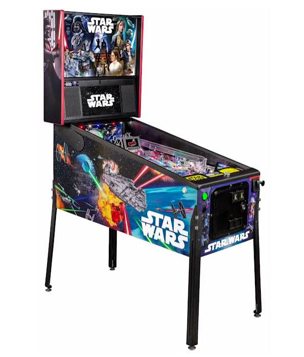 Star Wars 40th Anniversary Pinball Table Coming Soon
