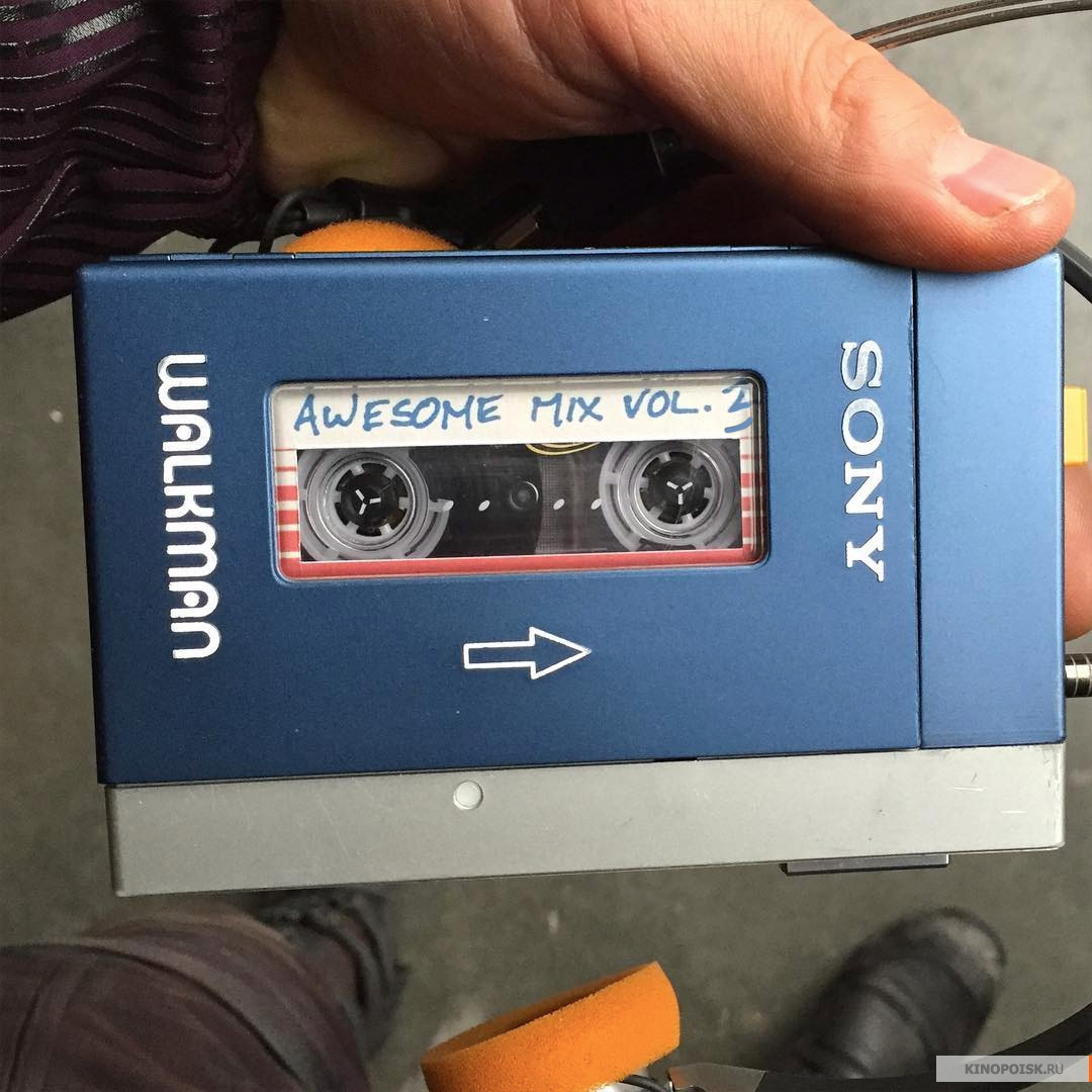 James Gunn Working on GotG Awesome Mix Vol. 3