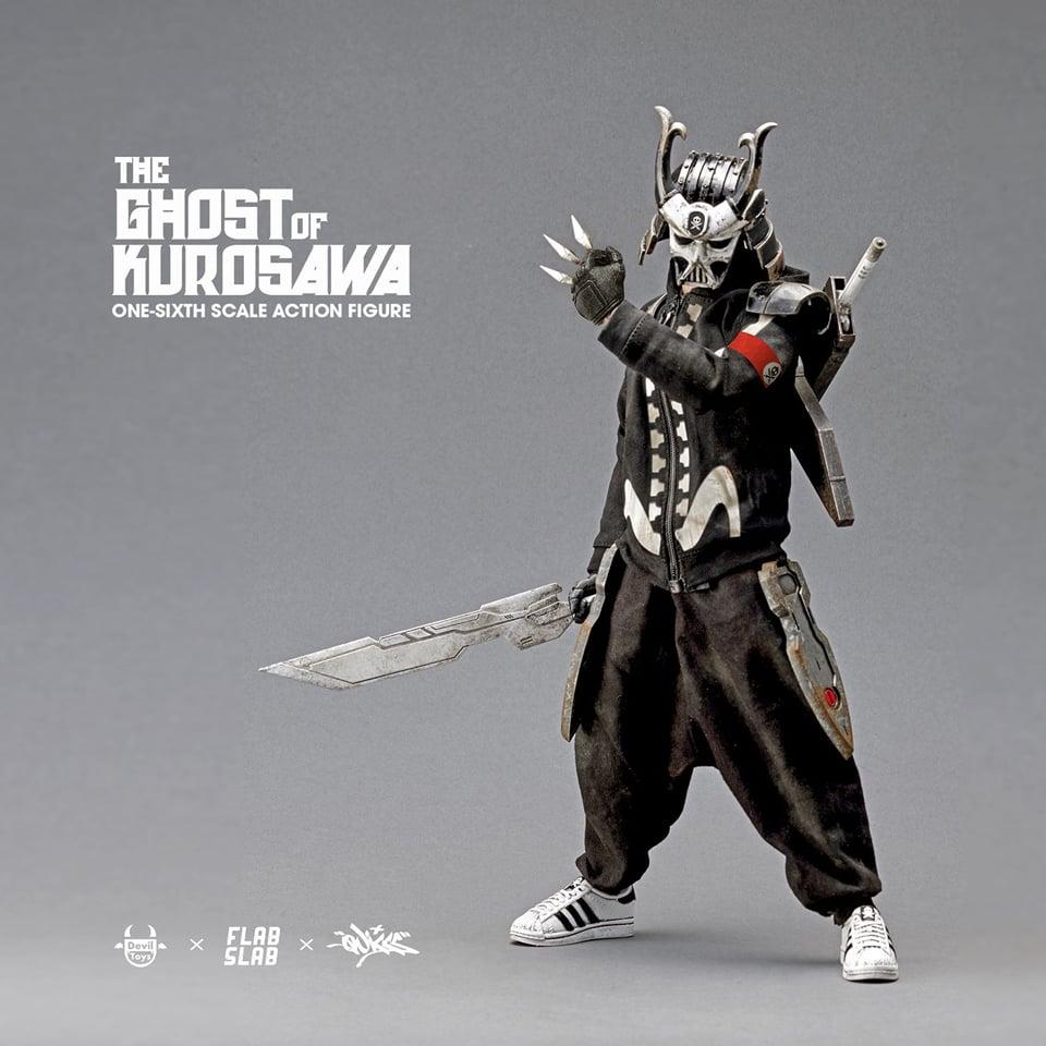 Devil Toys The Ghost Of Kurosawa 1 6 Scale Action Figure Mightymega