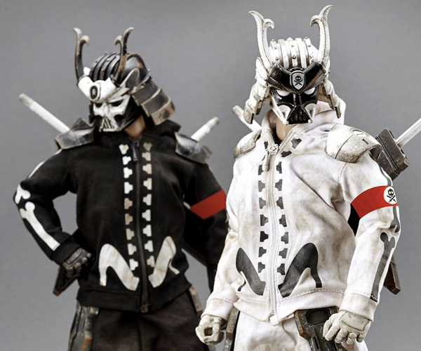 Devil Toys The Ghost of Kurosawa 1/6 Scale Action Figure