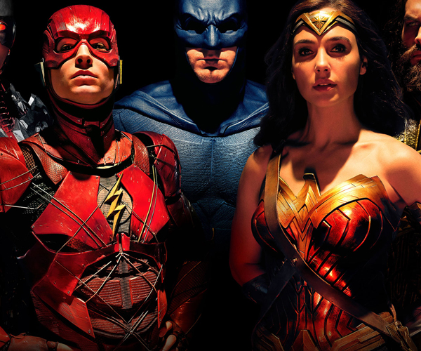 Justice League Trailer 2 Assembles the World's Finest Heroes