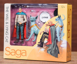Skybound Saga 2017 SDCC Exclusives
