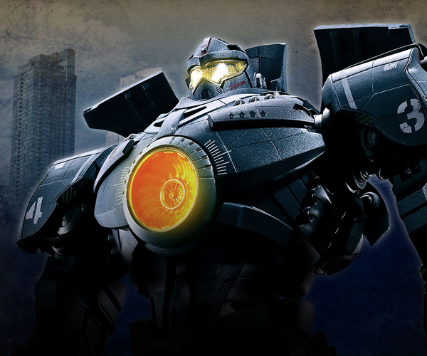 Bandai Unveils New Pacific Rim and Pacific Rim: Uprising Action Figures