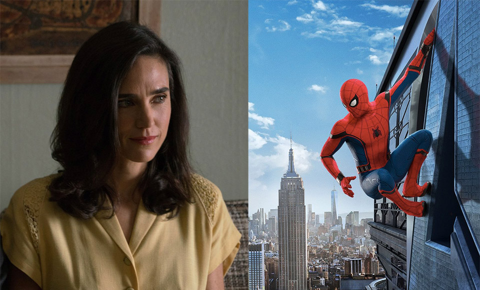 Spider-Man's Suit Voiced by Jennifer Connelly