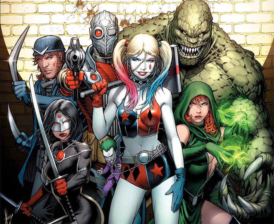 DC Is Making a Suicide Squad Animated Feature