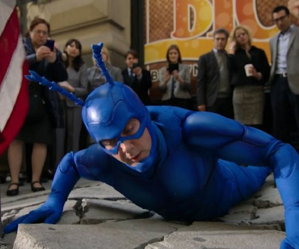 Amazon's The Tick Gets First Full-Length Trailer