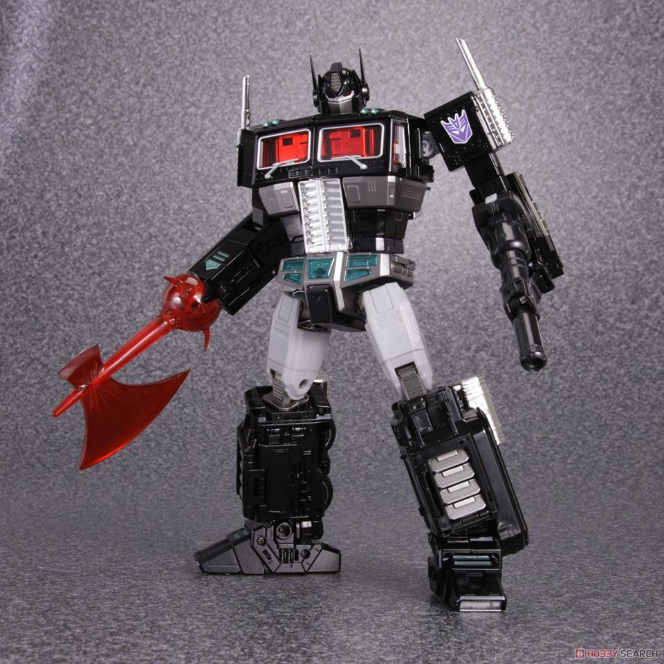 Takara Tomy MP-10B Black Convoy/Nemesis Prime Reissue