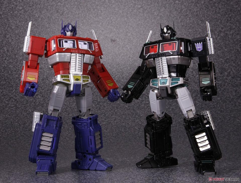 takara tomy mp 10b black convoy nemesis prime reissue mightymega