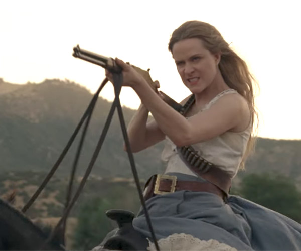 Hosts Gotta Be Free in The Westworld Season 2 SDCC Trailer
