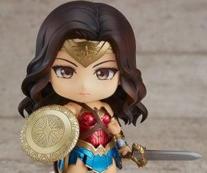 Nendoroid Wonder Woman Hero's Edition