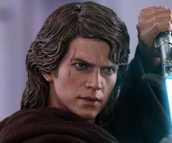 Hot Toys Star Wars Ep. III Anakin Skywalker 1/6 Scale Action Figure