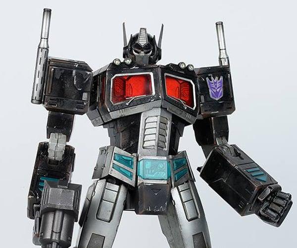 3A Toys x BBTS Transformers G1 Nemesis Prime Action Figure