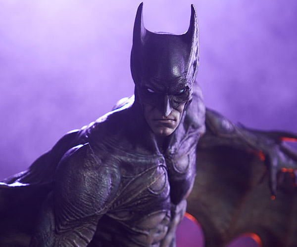 Sideshow Gotham City Nightmare Batman Statue
