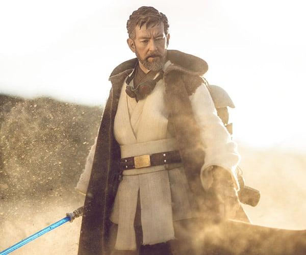 Sideshow Star Wars Mythos Obi-Wan Kenobi 1/6 Scale Action Figure